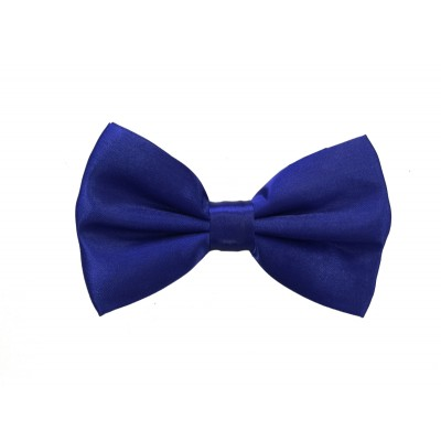 Baby/Boys Double Layers Pre-Tied Satin Wedding Party Tuxedo Quality Bow Tie