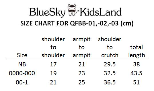 BVQFBB08W Baby Boys Formal Onesie Bodysuit